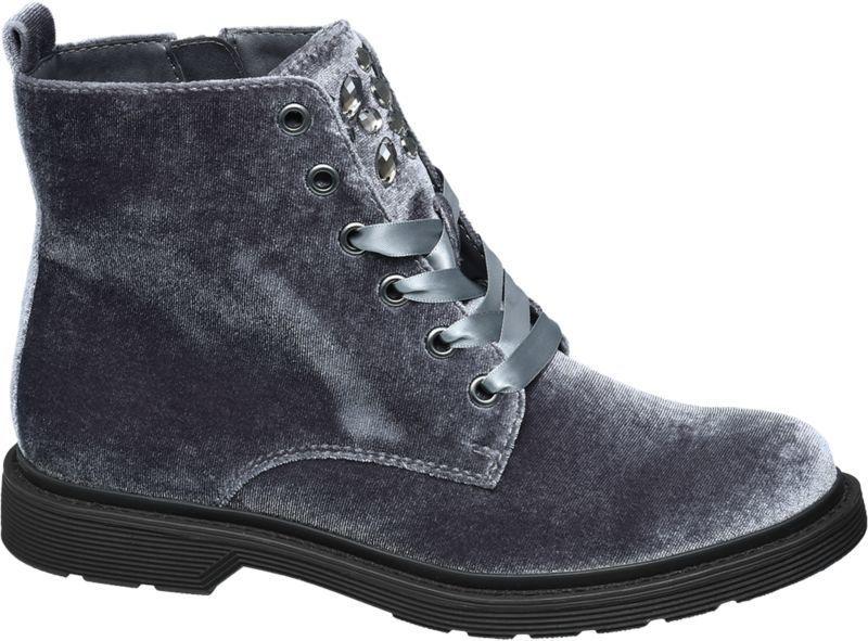 ff97ceb87a19 Graceland - Zamatová obuv so šnurovaním značky Graceland - Lovely.sk