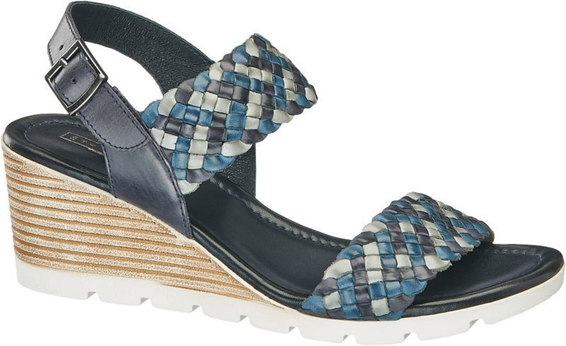 3909815d4c2dd 5th Avenue - Sandále na klinovom podpätku značky 5th Avenue - Lovely.sk