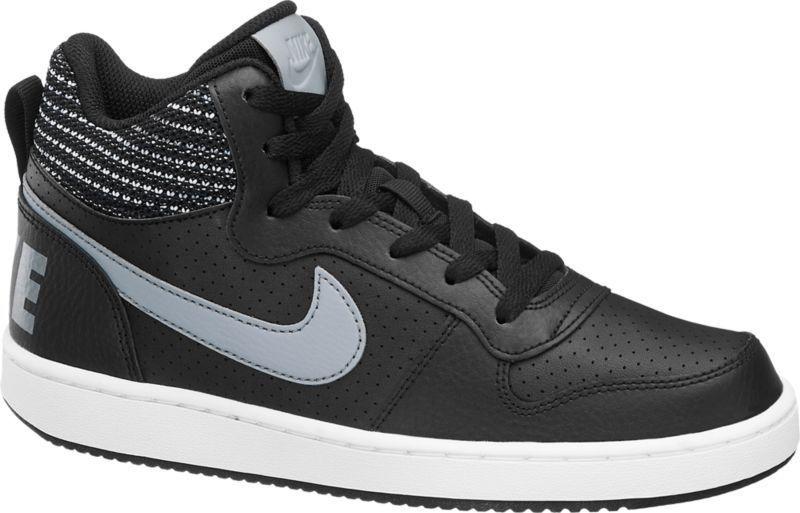NIKE - Členkové tenisky Court Borough Mid Se značky Nike - Lovely.sk 78a8ce6daf9