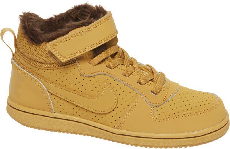 c1dabefef1a65 NIKE - Členkové tenisky Court Borough Mid Winter Ps značky Nike ...