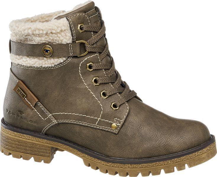 665802bec4c0 Tom Tailor - Zimná obuv so šnurovaním značky Tom Tailor - Lovely.sk