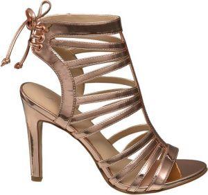 c9dde8e7423a Catwalk - Metalické sandále