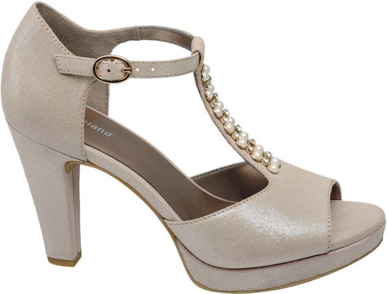 130b00bc8784 Graceland - Spoločenské sandále značky Graceland - Lovely.sk