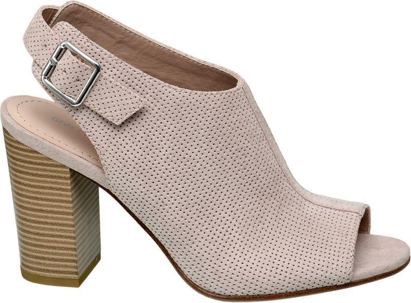 624f06a41ef1 Graceland - Sandále na blokovom podpätku značky Graceland - Lovely.sk