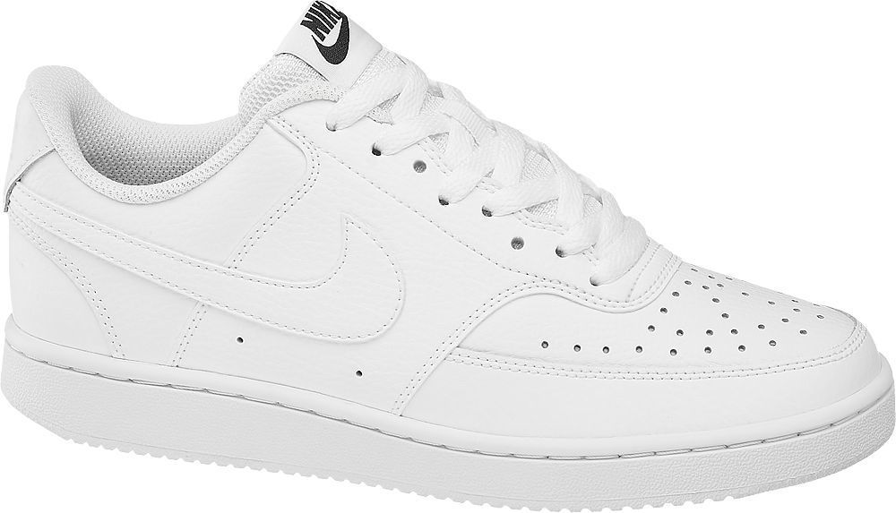 NIKE Biele tenisky Nike Court Vision Low značky Nike