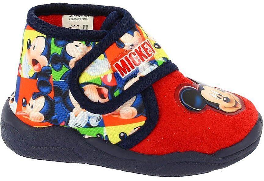 Disney by Arnetta Chlapčenské papučky Mickey Mouse - farebné značky Disney  by Arnetta - Lovely.sk 7b5a62df3b7