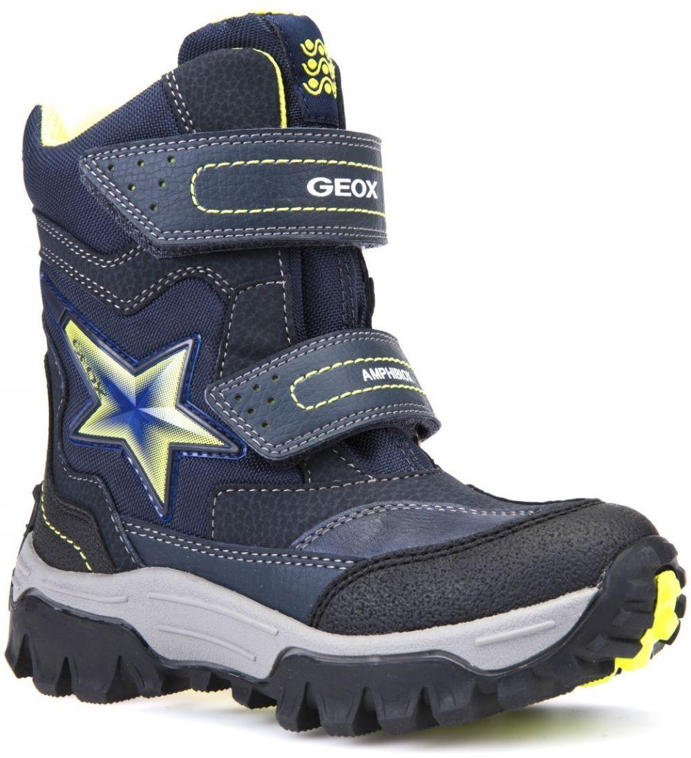 Geox Chlapčenské zimné topánky JR LT Himalaya - tmavo modré značky Geox -  Lovely.sk e6c53c2db1a