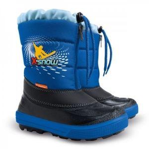 Demar Detské snehule Happy Eskimo D - žlto-čierne značky Demar ... 7c32cfc39c7