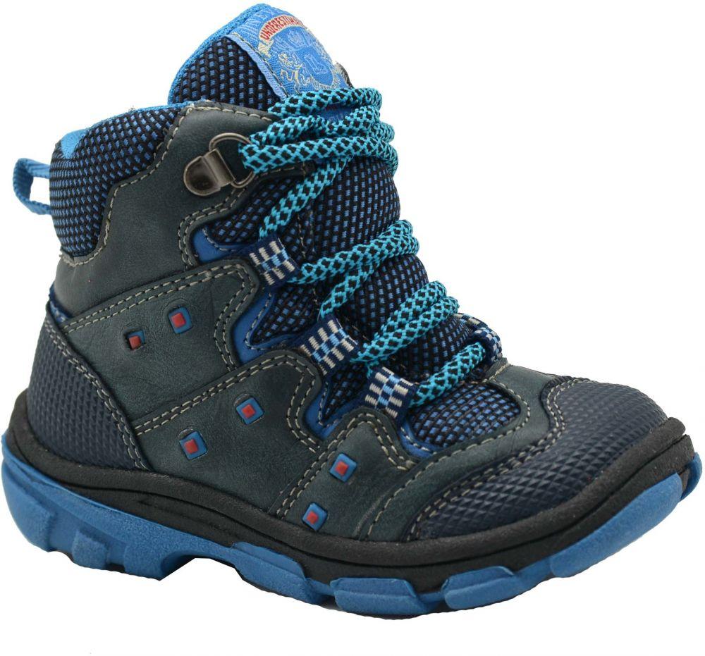 7d0233e970429 Bugga Chlapčenské zimné topánky - modré značky Bugga - Lovely.sk
