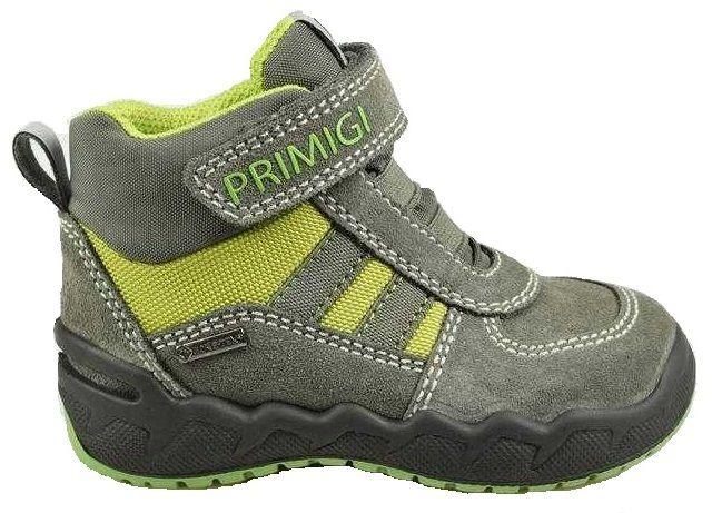 3ad1e495ee Primigi Chlapčenské zateplené topánky - šedo-zelené značky Primigi -  Lovely.sk