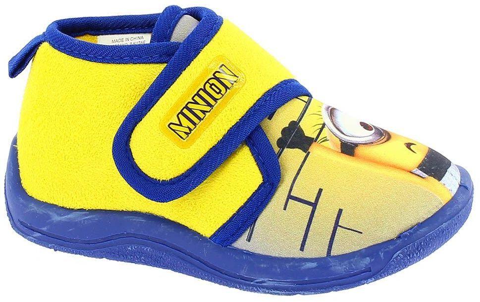 Disney by Arnetta Chlapčenské papučky Mimoni - žlto-modré značky Disney by  Arnetta - Lovely.sk ea476c7d19