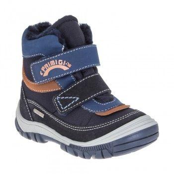Primigi Chlapčenské zimné topánky - modro-šedé značky Primigi - Lovely.sk e27e89b15f