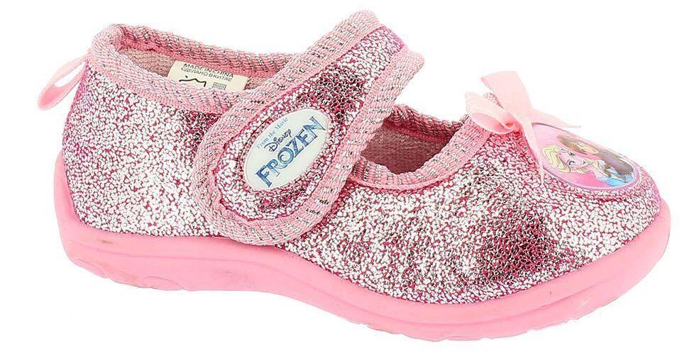6011e05c8 Disney by Arnetta Dievčenské papučky Frozen - ružové značky Disney by  Arnetta - Lovely.sk