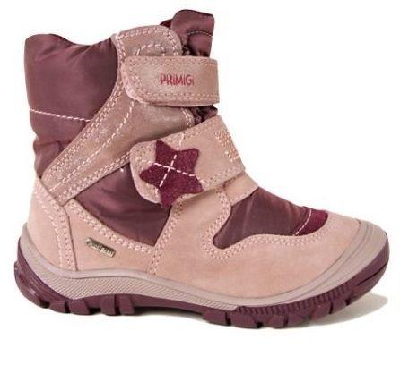 Primigi Dievčenské zimné topánky - ružové značky Primigi - Lovely.sk f529d781b40