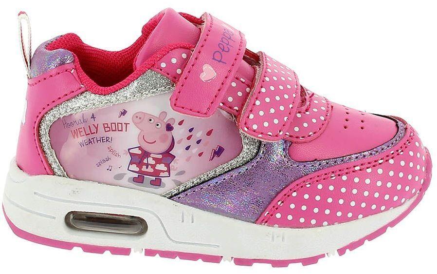 Disney by Arnetta Dievčenské svietiace tenisky Peppa Pig - ružové značky  Disney by Arnetta - Lovely.sk 1ce3fb156e0