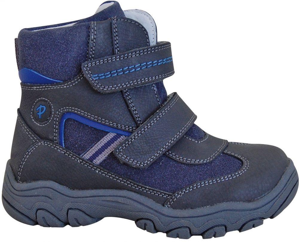 Protetika Chlapčenské zimné topánky Arko - šedo - modré značky Protetika -  Lovely.sk ae49b207347