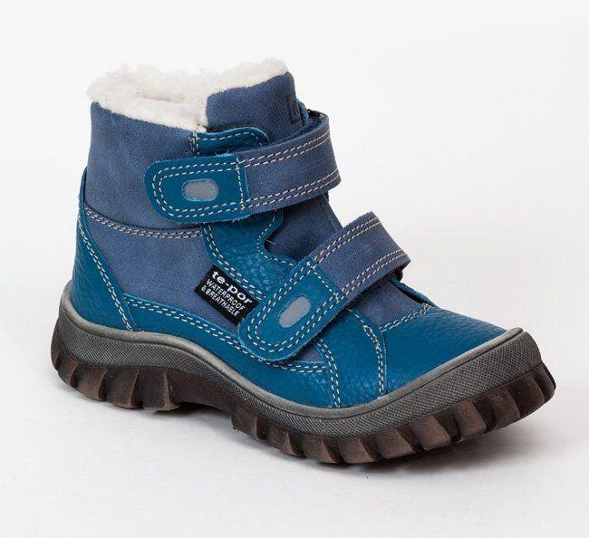 0c5dadfb1bfbd RAK Chlapčenské zimné topánky Yeti - modré značky RAK - Lovely.sk