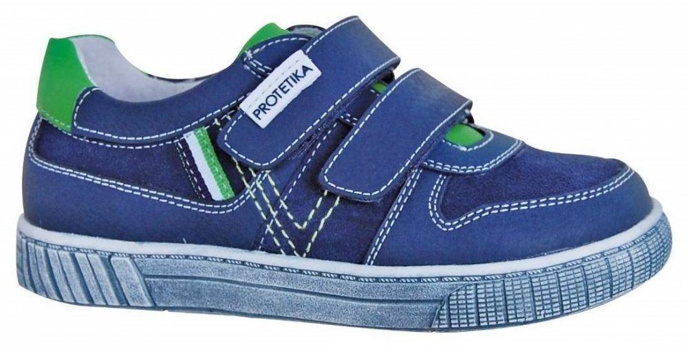 195996647955 Protetika Chlapčenské tenisky Mateo - modré značky Protetika - Lovely.sk