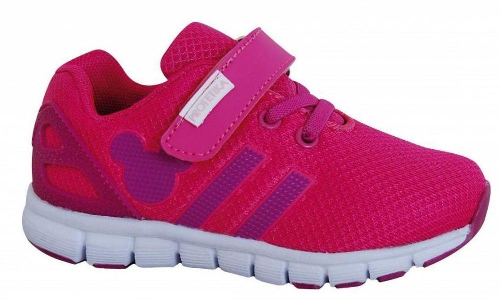 6f8550501 Protetika Dievčenské tenisky Misiu - ružové značky Protetika - Lovely.sk
