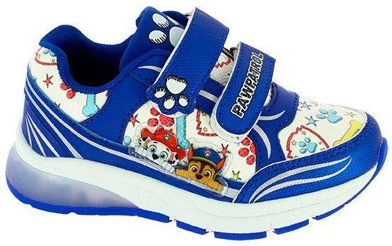 3010bfc399c44 Disney by Arnetta Chlapčenské svietiace tenisky Paw Patrol - modré značky  Disney by Arnetta - Lovely.sk