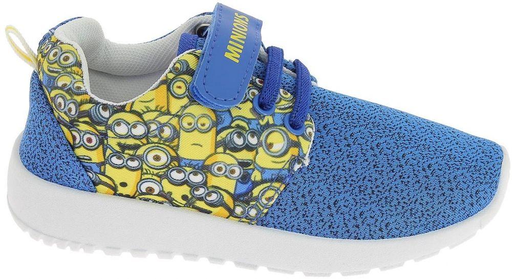 Disney by Arnetta Chlapčenské tenisky Mimoni - modré značky Disney by  Arnetta - Lovely.sk 118c727476