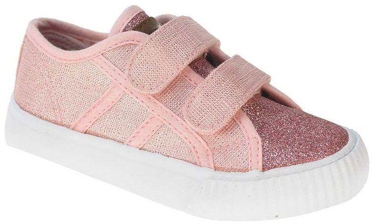 6ff3111da Beppi Dievčenské plátené tenisky - ružové značky Beppi - Lovely.sk