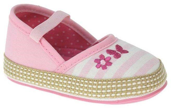 e97b06901 Beppi Dievčenské topánočky / balerínky - ružové značky Beppi - Lovely.sk