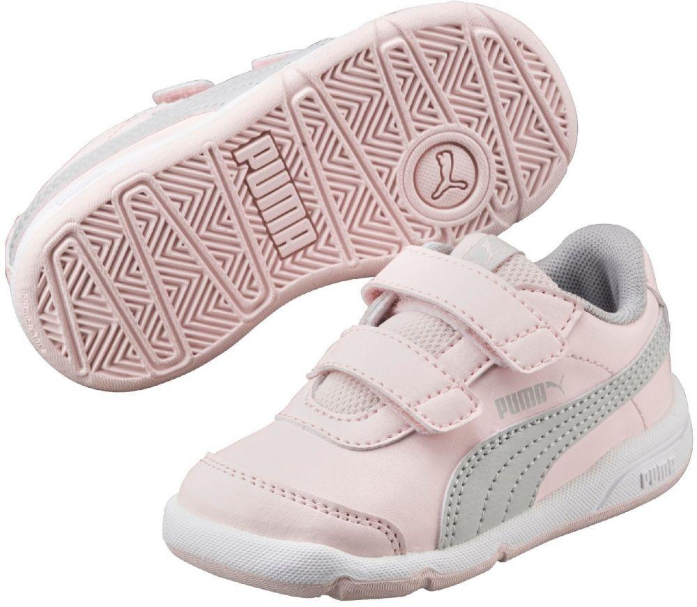 96e6715ecad3a Puma Dievčenské tenisky Stepfleex 2SL - ružové značky Puma - Lovely.sk