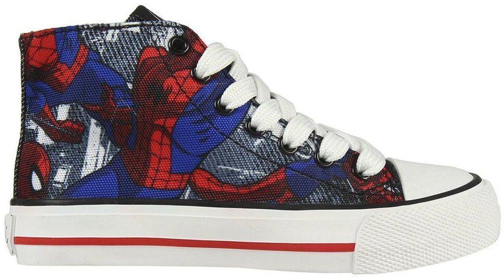 8946c284d5b6 Disney Brand Chlapčenské členkové tenisky Spiderman - farebné značky Disney  Brand - Lovely.sk