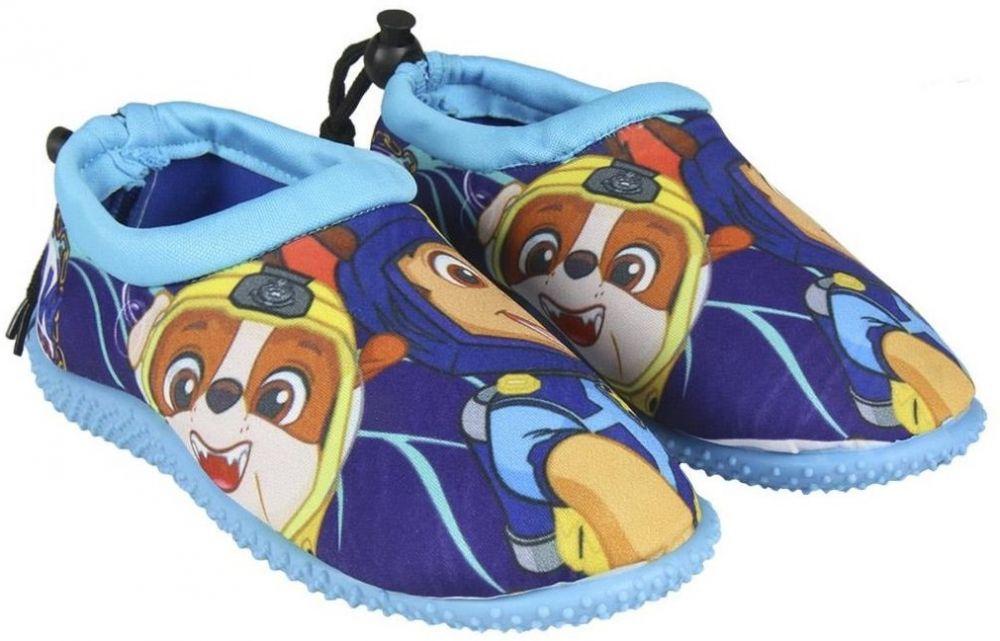 9664cfac7002 Disney Brand Chlapčenské topánky do vody Paw Patrol - modré značky Disney  Brand - Lovely.sk