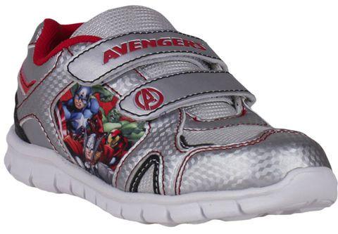 Disney Brand Chlapčenské športové tenisky Avengers - strieborné značky  Disney Brand - Lovely.sk 0907b5edf83