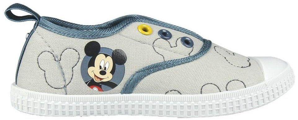 Disney Brand Chlapčenské plátené tenisky Mickey Mouse - šedé značky Disney  Brand - Lovely.sk 2fc5a1486c0