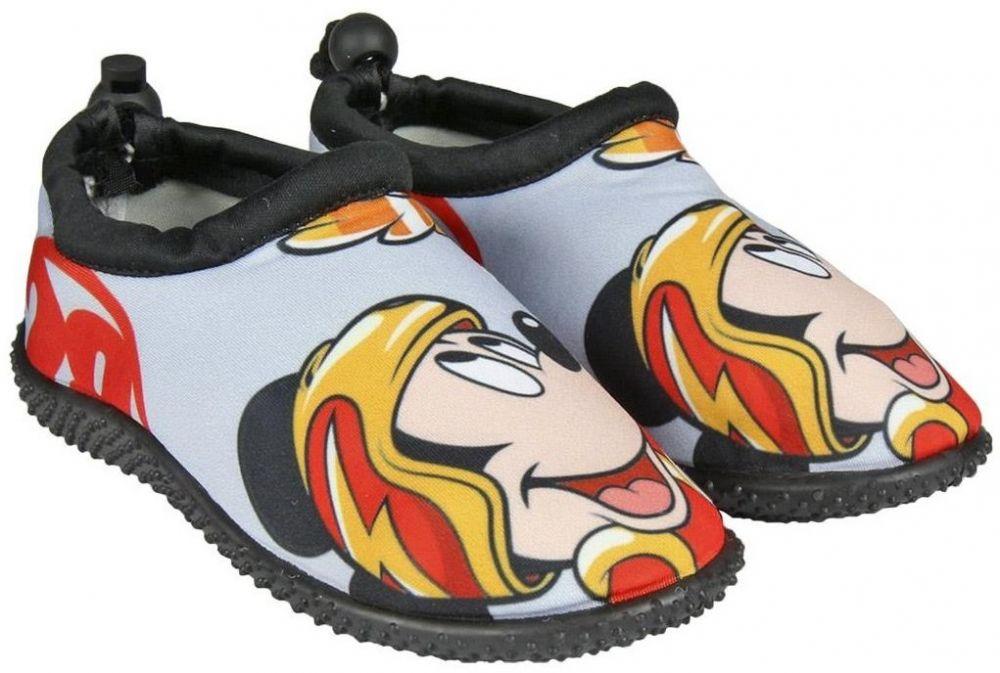 Disney Brand Chlapčenské topánky do vody Mickey Mouse - farebné značky  Disney Brand - Lovely.sk a58ab13dbbc