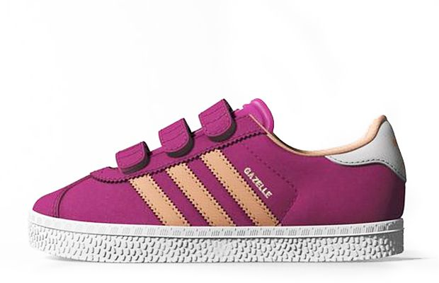 adidas Dievčenské botasky Gazelle značky Adidas - Lovely.sk ea1b0e76b27