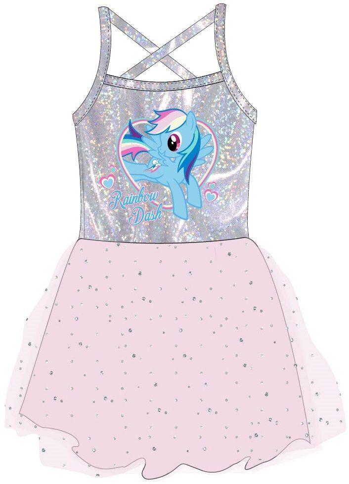 4e1fb1546065 E plus M Dievčenské šaty My Little Pony - svetlo ružové značky E plus M -  Lovely.sk