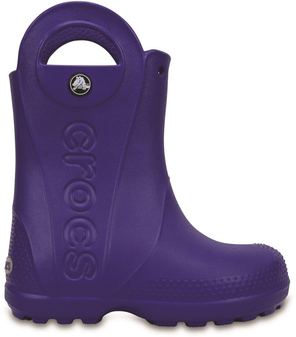Crocs Chlapčenské gumáky Handle it Rain Boot - modré značky Crocs -  Lovely.sk 04411c7e27