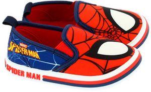 Disney by Arnetta Chlapčenské slip-on tenisky Spiderman - červeno-čierne a4b3e556db