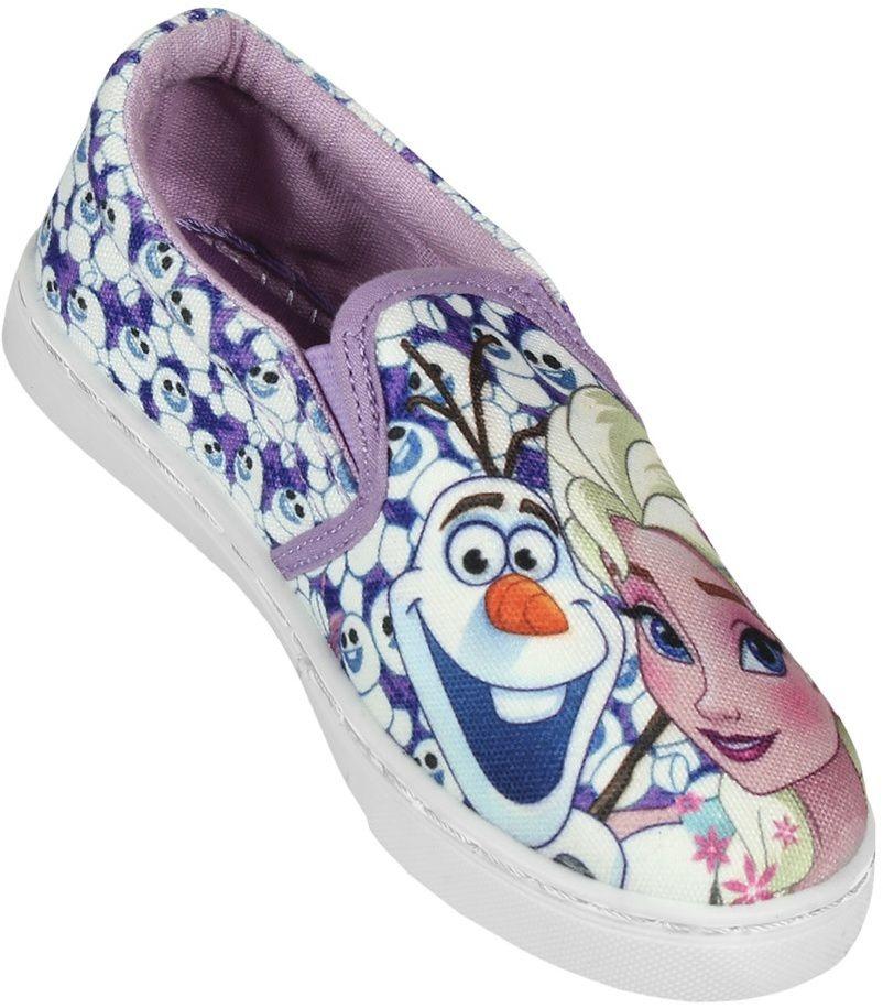 85942b05f Disney Brand Dievčenské nazúvacie tenisky Frozen - svetlo fialovej značky  Disney Brand - Lovely.sk