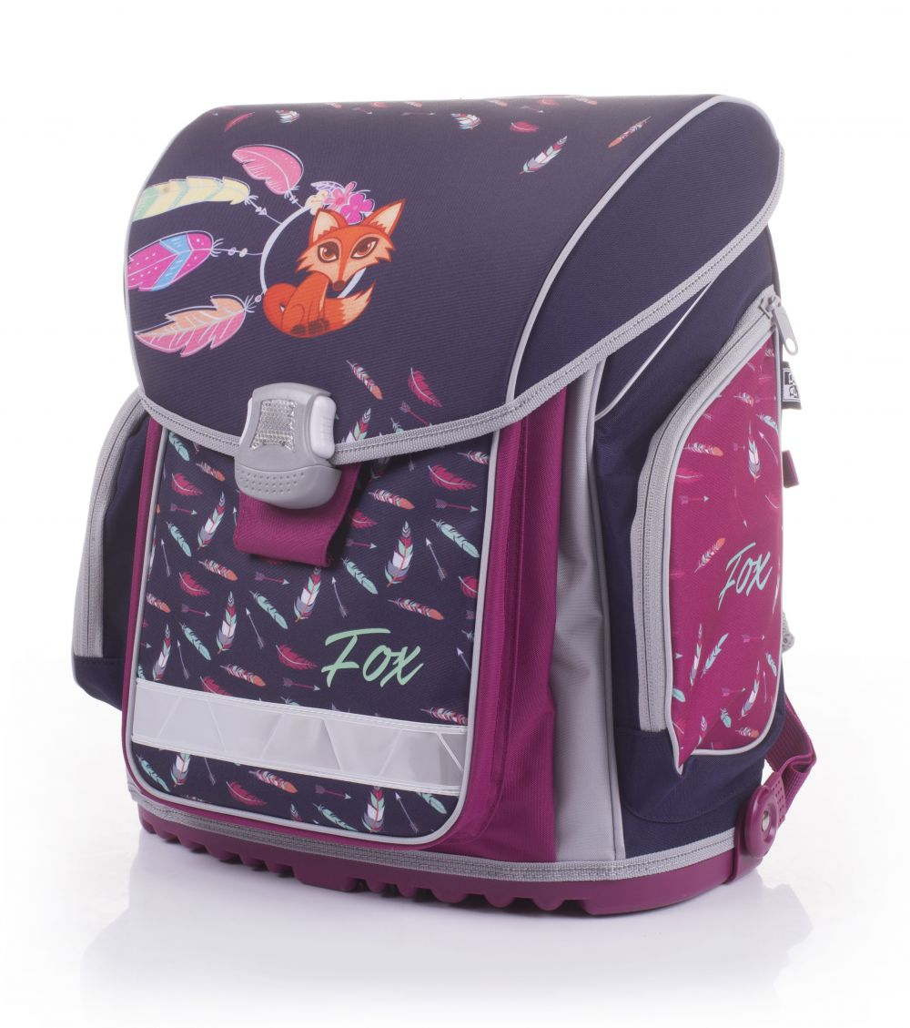 8049788beb Karton P+P Anatomický batoh Premium Fox značky Karton P+P - Lovely.sk