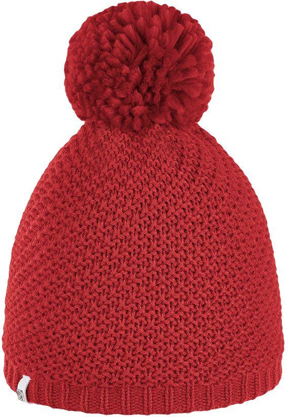 bc37de9b6 Brekka Detská čiapka s brmbolcom Flake - červená značky Brekka - Lovely.sk