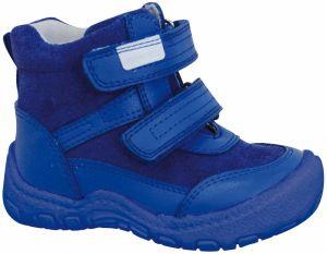 Protetika Chlapčenské zimné topánky Mel - modré 528923e5a3
