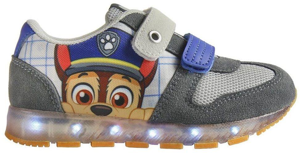 Disney Brand Chlapčenské svietiace tenisky Paw Patrol - šedo-modré značky Disney  Brand - Lovely.sk 5bc6984cc32