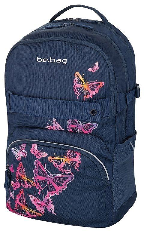 23a9bd3a3e Herlitz Batoh be.bag cube motýľ značky Herlitz - Lovely.sk