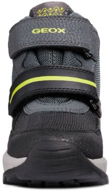 Geox Chlapčenské zimné topánky Orizont - čierne značky Geox - Lovely.sk f8f54152043