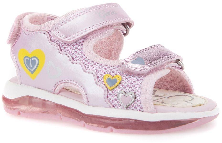 5ca4103707a3 Geox Dievčenské sandále Todo - ružové značky Geox - Lovely.sk