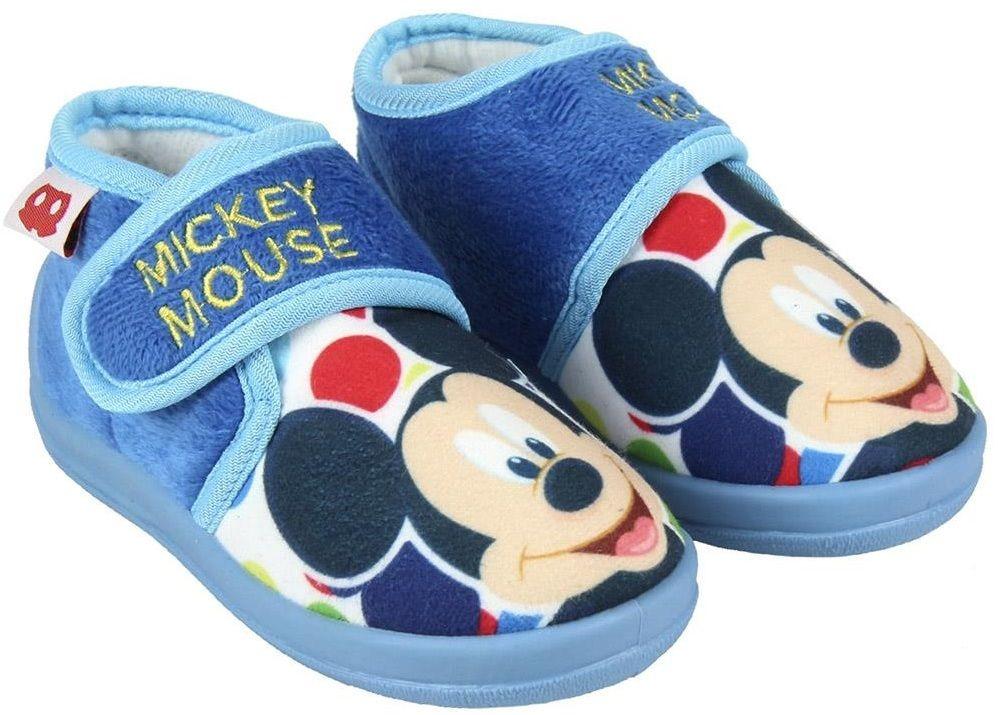 b300da98cbe6 Disney Brand Chlapčenské papučky Mickey Mouse - modré značky Disney Brand -  Lovely.sk