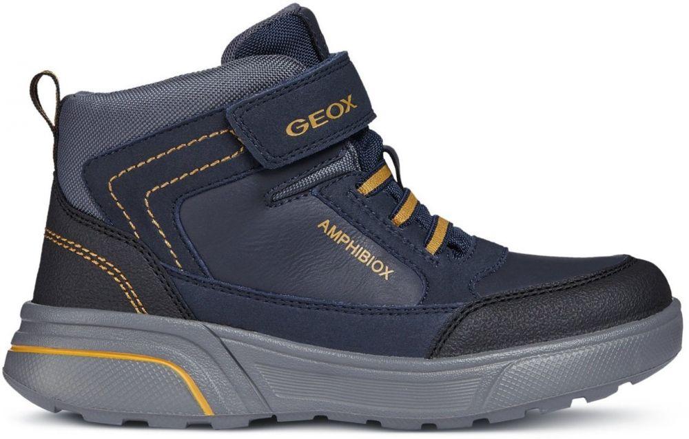 08d86ce9899 Geox Chlapčenské zimné topánky Sveggen - modré značky Geox - Lovely.sk