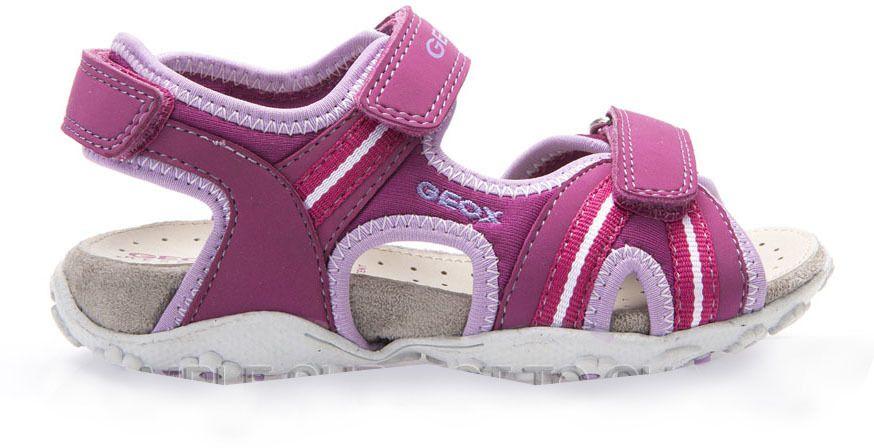 bbe999407fa6 Geox Dievčenské ružové sandále JR Sandal Roxanne značky Geox - Lovely.sk
