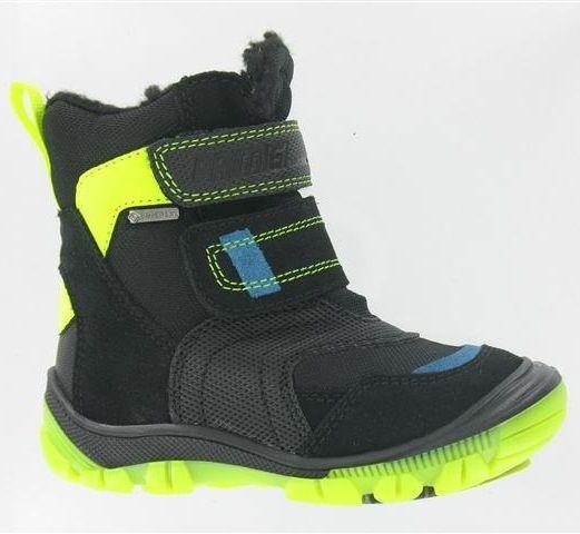 7fd489d8c7678 Primigi Chlapčenské zimné topánky - čierne značky Primigi - Lovely.sk