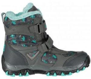 ALPINE PRO Detská zimná obuv Kibby - žlto-čierna značky Alpine Pro ... b7cc9c4e06d